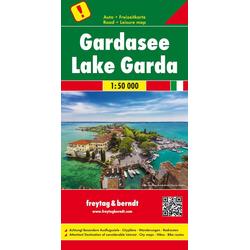 Gardasee Autokarte 1:50.000