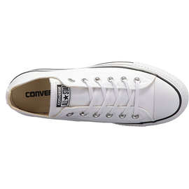 Converse Chuck Taylor All Star Lift Ox white/ white-black, 39