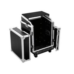 Omnitronic LS5 Laptop-Rack,12 HE Case (L x B x H) 590 x 560 x 765mm