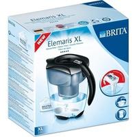 Brita Fill&enjoy Elemaris XL schwarz + 1 Maxtra+ Kartusche
