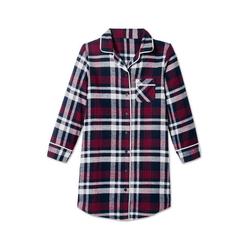 Flanell-Nachthemd