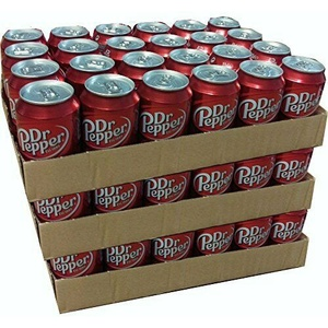 72 Dosen Dr Pepper ORIGINAL JE 0,33L Preis € 45,99 Kostenlozer Versand