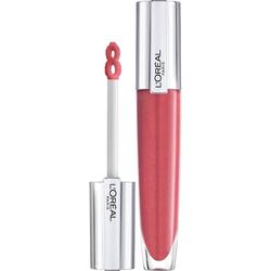 L'ORÉAL PARIS Lipgloss Brilliant Signature Plump-in-Gloss rosa