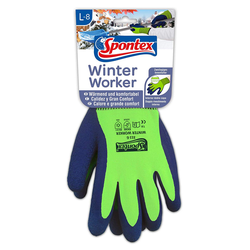 Mapa Spontex Handschuh Winter Worker mit Innenfutter Größe L