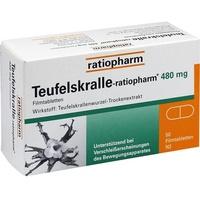 Ratiopharm TEUFELSKRALLE-RATIOPHARM Filmtabletten