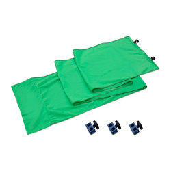 Lastolite StudioLink Chroma Key Green Screen Connection-Kit 3m