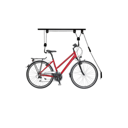 relaxdays Fahrradhalter Fahrradlift Decke