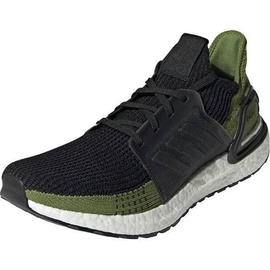adidas Ultraboost 19 black-olive/ white, 43.5
