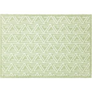 Türmatte MANHATTAN Polyamid grün Schöner Wohnen 1689040005037 (BL 50x70 cm) Schöner Wohnen