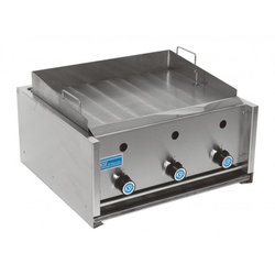 KSF Gastro-Grill RGS 65 Gas mit Griddleplatte 1-011-01-05-Grid