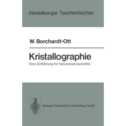 Kristallographie: eBook von W. Borchardt-Ott