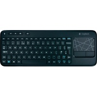 Wireless Touch Keyboard DE schwarz 920-003100