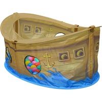 KNORRTOYS Skipper inkl. 50 Bälle colorful