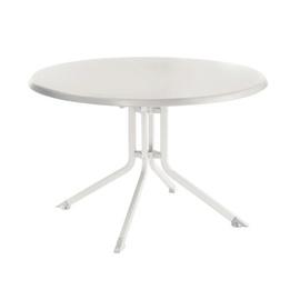 Gartentisch rund weiß  Gartentisch rund Weiß Preisvergleich - billiger.de