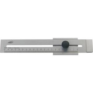 Helios Preisser 0321302 Streichmaß Stahl rostfrei