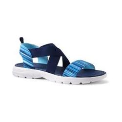 Elastische Sandalen - 37.5 - Blau