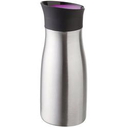 Helios Thermobecher Click'n'Drink, spülmaschinenfest lila 400 ml