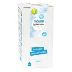 SODASAN Hand Spülmittel SENSITIVE 5 Liter Bag in Box
