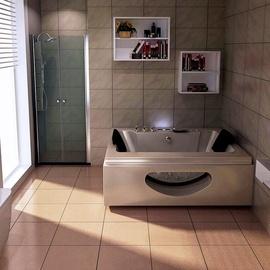 Home Deluxe Lavea Pendeltür in Nische 100 x 195 cm Milchglas