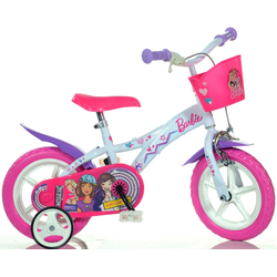 Barbie Kinderfahrrad Barbie, 1 Gang