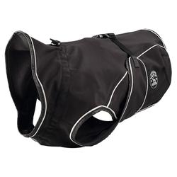 Hunter Hundemantel Uppsala Softshell schwarz, Größe: 80 cm