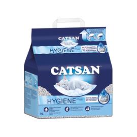 Catsan Hygiene plus 9 l