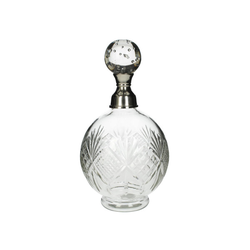 Glasflasche CRYSTAL