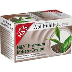 H&S Schwarztee Premium Indien-Ceylon
