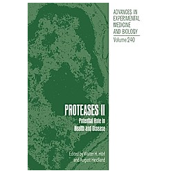 Proteases II - Buch