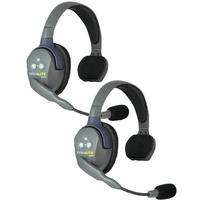 Maas Elektronik DECT-Funkgerät Eartec UL 2 S 3748 2er Set