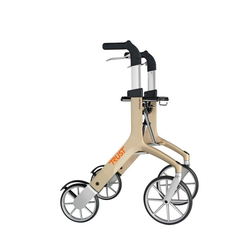 Trust Care Rollator Let's Fly beige