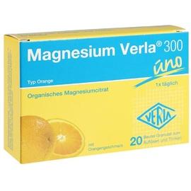 VERLA Magnesium Verla 300 Orange Granulat 20 St.