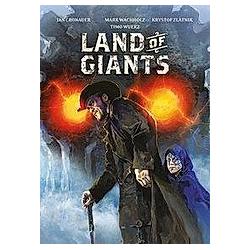 Land of Giants. Jan Cronauer  Mathis Landwehr  - Buch