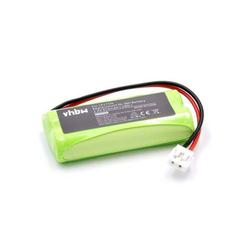 vhbw NiMH Akku 850mAh (2.4V) für Babyphone Tomy Baby Monitor TD300, TD350 wie Tomy LP175N, Tomy LP175, P71029, P71029B.