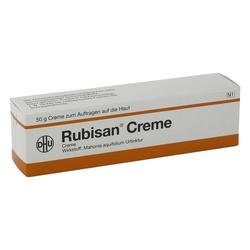 RUBISAN Creme 50 Gramm