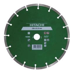 Hikoki Diamant Trennscheiben, Flexscheibe, offene Segmente 7mm Ø 115mm - Größe:180.0 mm