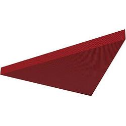 Mix - Deckenpaneel in Dreieck, b90xt4xh90cm