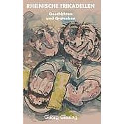Rheinische Frikadellen. Georg Giesing  - Buch