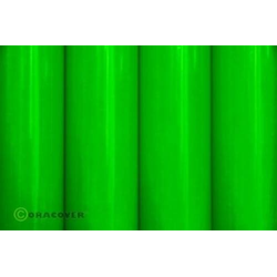 Oracover 25-041-010 Klebefolie Orastick (L x B) 10m x 60cm Grün (fluoreszierend)