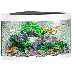 JUWEL AQUARIEN Aquarium Trigon 190, BxTxH: 98,5x70x60 cm, 190 l weiß