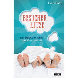 Besucherritze als Buch von Eva Solmaz