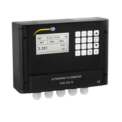 Durchflussmessgerät PCE-TDS 75