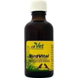 BIRDVITAL Futterergänzung vet. 50 ml