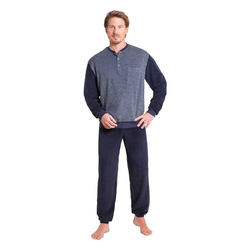 Hajo Pyjama Frottee Qualität 56
