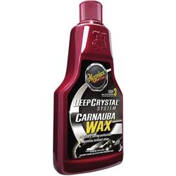 Meguiars Deep Crystal Wax Carnauba 650020 Autowachs 473ml