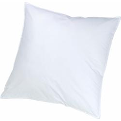 Federkopfkissen, ICE Kopfkissen, KBT Bettwaren, Füllung: 100% Federn, (1-tlg) 80 cm x 80 cm
