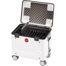 Parat C10 Lade- und Managementsystem Wagen Chromebook, Ultrabook, Laptops bis 39,6cm (15.6 )