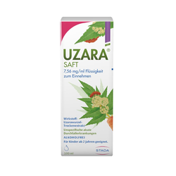 UZARA SAFT 7,56mg/ml