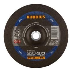 RHODIUS PROline FTK33 Freihandtrennscheibe 230 x 3,0 x 22,23 mm