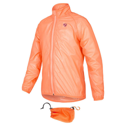 Ziener Nirin Junior - Radjacke - Kinder Orange